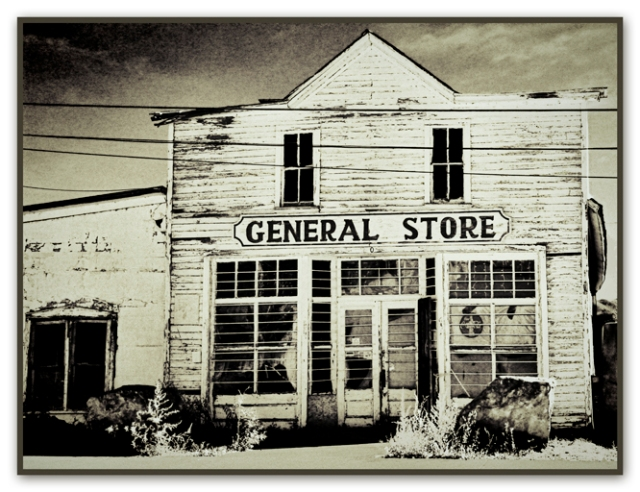 General Store, San Luis, Colorado, USA