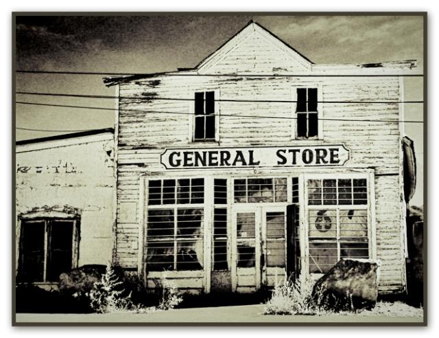 General Store, San Luis, Colorado, USA