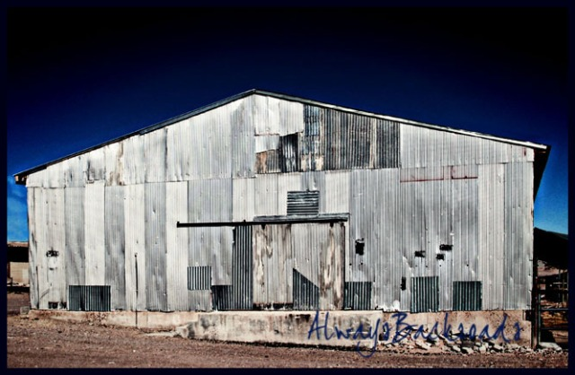 corrugated 3