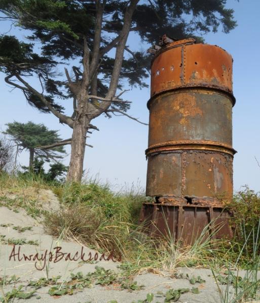 rusty tank 1