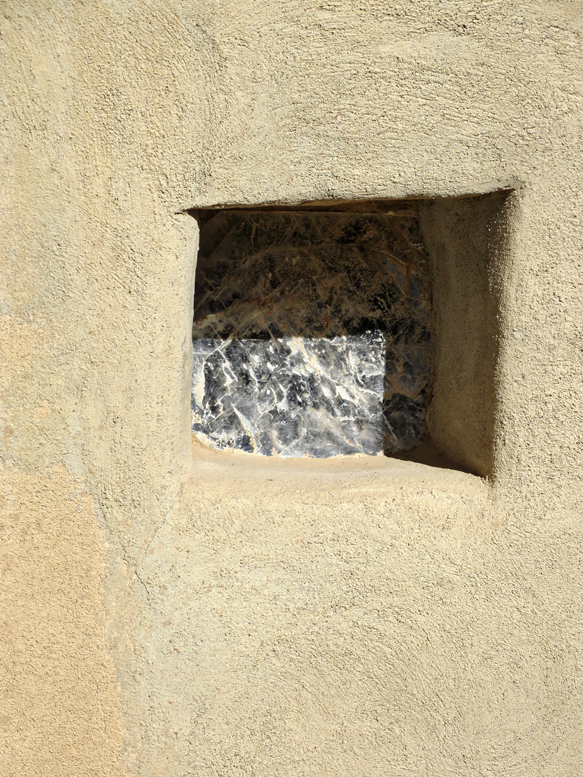 mica window