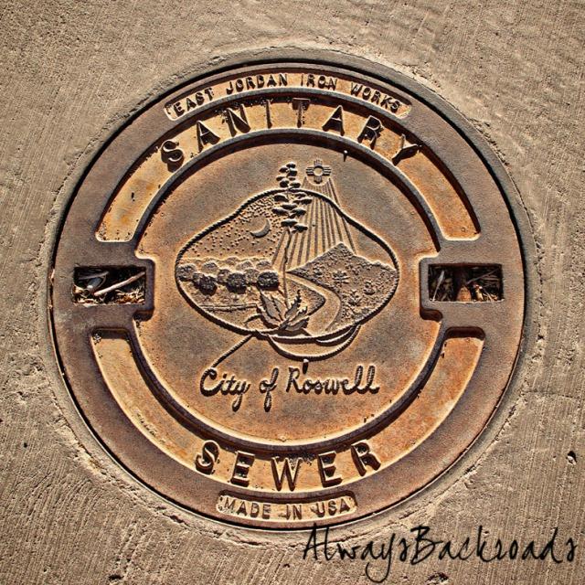 manhole roswell
