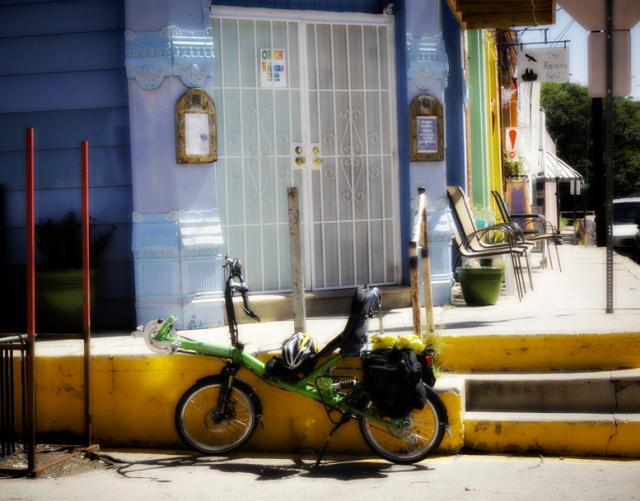 SC color bike