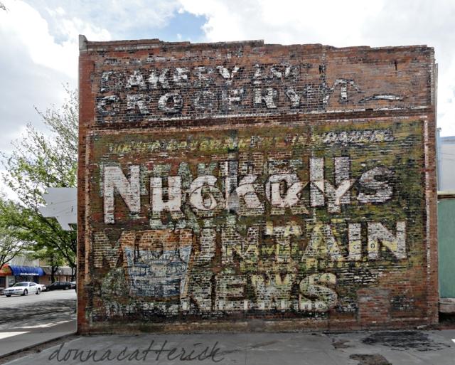 brick wall history