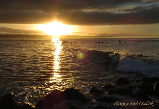 surfers sun