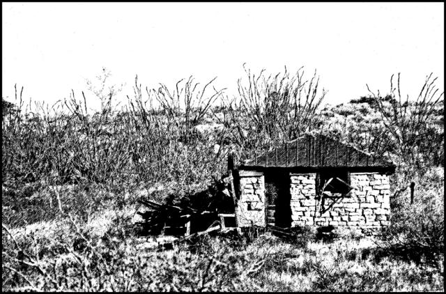 rock shack