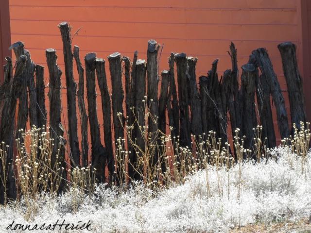 pole-fence